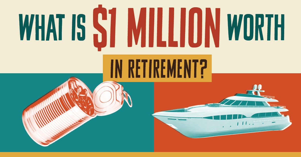 How Far will 1 Million Dollars get me in retirement